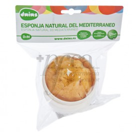 NATURAL MEDITERRANEAN SPONGE 1 UNIT