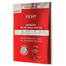 LIFTACTIV MICRO HYALU PATCHS 2 ADESIVOS
