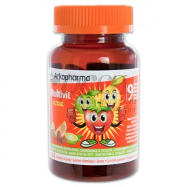 ARKOPHARMA MULTIVIT AZINC 60 JELLY SWEETS