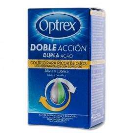 OPTREX DUPLA AÇAO PICOR OLHOS 10 ML