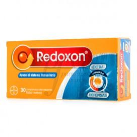 REDOXON DOUBLE ACTION 30 BRAUSETABLETTEN APFELSINE