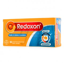 REDOXON EXTRA DEFENSAS 30 BRAUSETABLETTEN