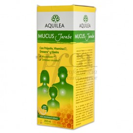 AQUILEA MUCUS SYRUP WITH PROPOLIS AND VITAMIN C 200 ML