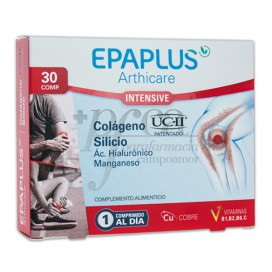 EPAPLUS ARTHICARE COLAGENO SILICIO 30 COMPS