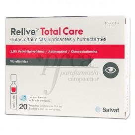 RELIVE TOTAL CARE GOTAS 20 AMPS DE 0,4ML