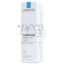 TOLERIANE SENSITIVE FLUIDO LA ROCHE POSAY 40 ML