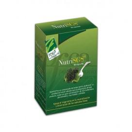 NUTRISGS 30 CAPSULAS 100% NATURAL