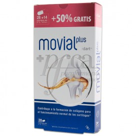 MOVIAL PLUS 28+14 CAPSULAS PROMO