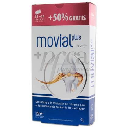 MOVIAL PLUS 28+14 CAPSULAS PROMO