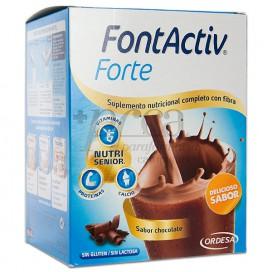 FONTACTIV FORTE 30 G 14 SAQUETAS CHOCOLATE