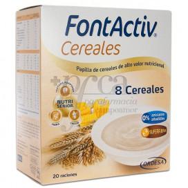 FONTACTIV 8 CEREALES 600 GR