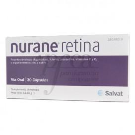 NURANE RETINA 30 CAPSULES