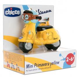 CHICCO MINI VESPA AMARILLO 2-6 AÑOS