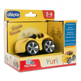 CHICCO MINI TURBO TOUCH AMARILLO 2-6 AÑOS
