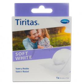 TIRITAS SENSITIVE ELASTIC 1X 8CM X 1M