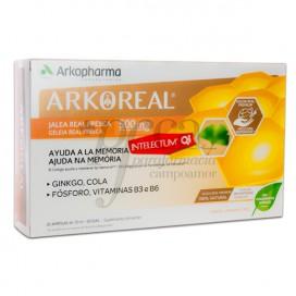 ARKOREAL INTELECTUM QI 20 AMPOLLAS
