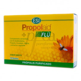 PROPOLAID FLU 295 MG 10 SOBRES