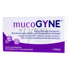 MUCOGYNE 5 ML 8 UNIDADES