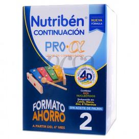 NUTRIBEN FOLGEMILCH PRO ALFA 1200 G