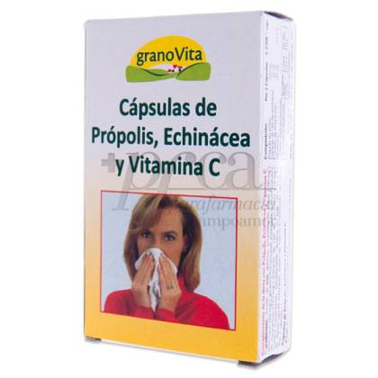 PROPOLIS COMPLEX 30 CAPS GRANOVITA