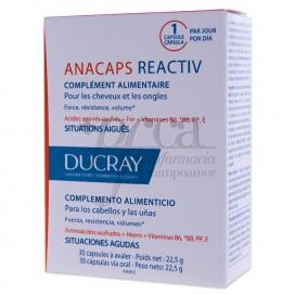 DUCRAY ANACAPS TRIACTIV 30 CÁPSULAS