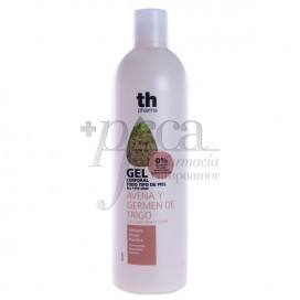 TH GEL CORPORAL AVEIA E GERMEN DE TRIGO 750ML