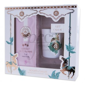 ROGER & GALLET COLOGNE EXTRACT THE FANTAISIE 100 ML PROMO