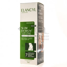 ELANCYL SLIM DESIGN NOITE 200 ML