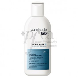 CUMLAUDE ACNILAUDE C REINIGUNGS GEL 200 ML