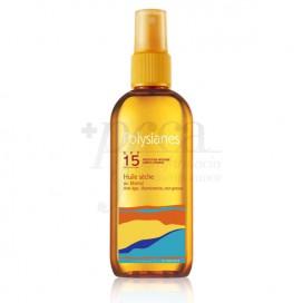 KLORANE POLYSIANES SPF 15 DRY OIL