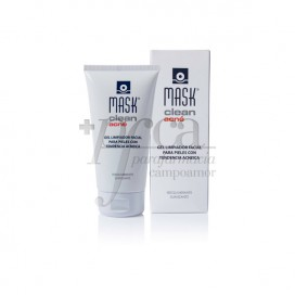 MASK CLEAN ACNE GEL LIMPIADOR FACIAL 150ML