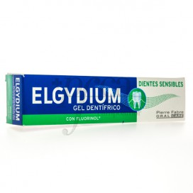 ELGYDIUM GEL DENTIFRICO DIENTES SENSIBLES 75ML