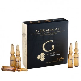 GERMINAL FAST ACTION DRY SKIN 5 AMPOULES