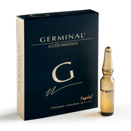 GERMINAL IMMEDIATE ACTION 1 AMPOULE