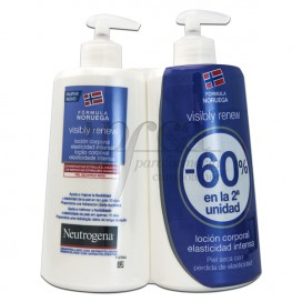 NEUTROGENA VISIBLY RENEW LOCION 2X 400ML PROMO