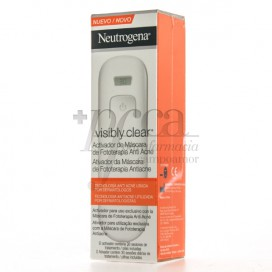 NEUTROGENA VISIBLY CLEAR ACTIVADOR DE MASCARA