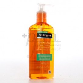 NEUTROGENA VISIBLY CLEAR LIMPIADOR DIARIO 200ML