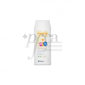 REPAVAR PEDIATRICA LECHE HIDRAT 200ML