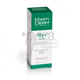 MARTIDERM REG8 CREMA REGENERADORA 50ML