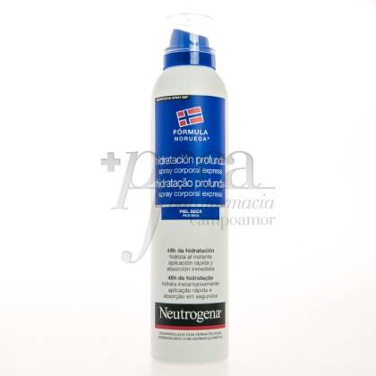 NEUTROGENA HIDRATACION PROFUNDA SPRAY 200ML