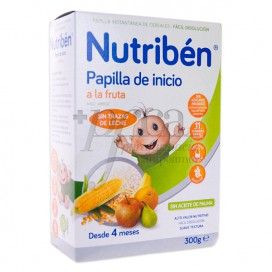 NUTRIBEN INÍCIO À FRUTA 300 G