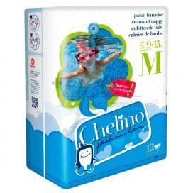 CHELINO WINDEL GRÖßE M 9-15KG 12 EINHEITEN