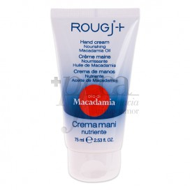ROUGJ MACADAMIA OIL HANDCREME 75ML