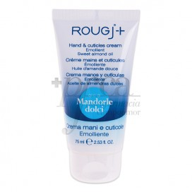 ROUGJ HAND AND CUTICLES CREAM 75ML