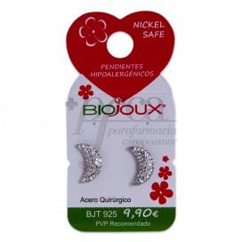 BIOJOUX HYPOALLERGENIC MOON EARRINGS