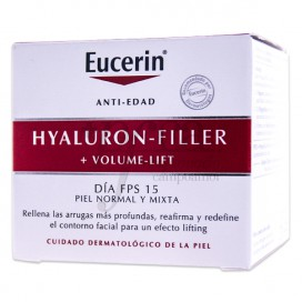 EUCERIN HYALURON FILLER VOLUME LIFT DIA P/NORMAL