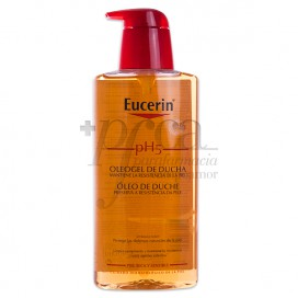 EUCERIN PH5 OIL GEL BODYWASH 400 MILLILITRES