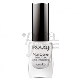 ROUGJ NAIL CARE BASE COAT 4,5ML 35 REFORZANTE