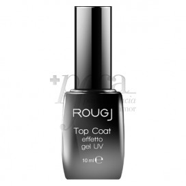 ROUGJ TOP COAT UV GEL EFFECT 10ML 37