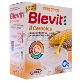 BLEVIT PLUS 8 CEREAIS 600 G